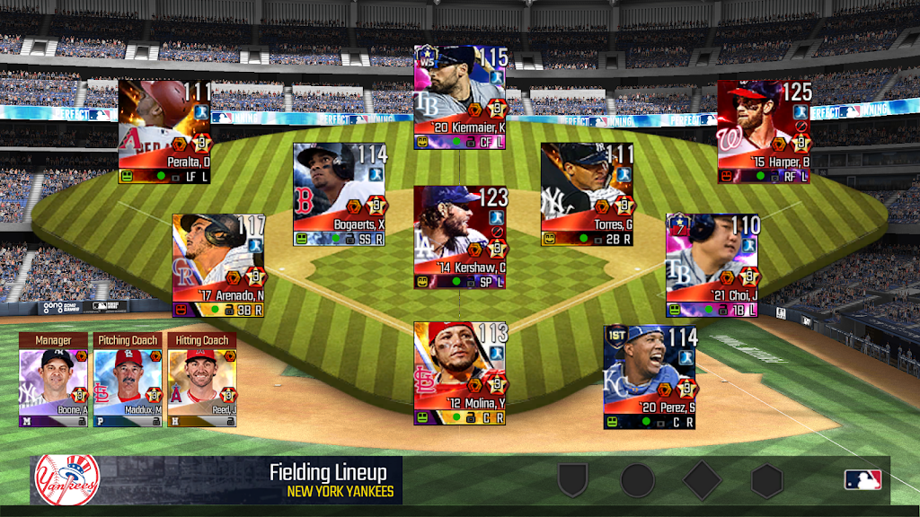 MLB Perfect Inning 2021 poster 9