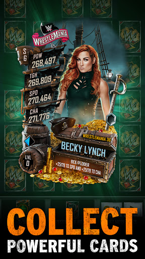 WWE SuperCard – Multiplayer Card Battle Game apklade screenshots 2