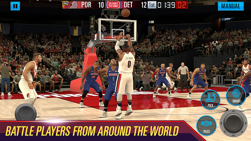NBA 2K Mobile Basketball screenshots 2