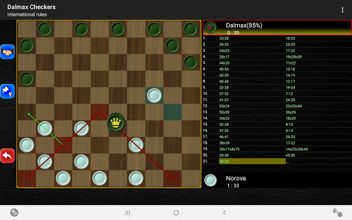 Checkers by Dalmax 8.2.0 Screenshots 13