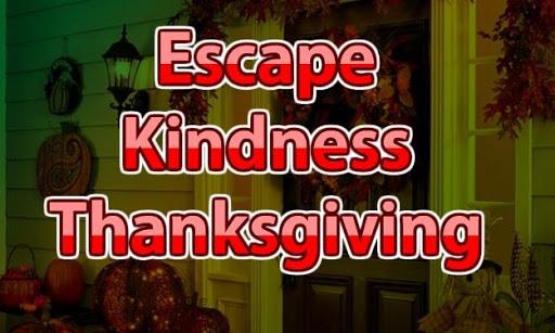 escape kindness thanksgiving screenshot 3