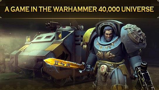 Warhammer 40,000: Space Wolf 1.4.20.3 Apk + Data 2