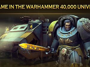 تحميل لعبة Warhammer 40,000: Lost Crusade للاندرويد مجانا