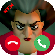 Scary Teacher Fake Video Call