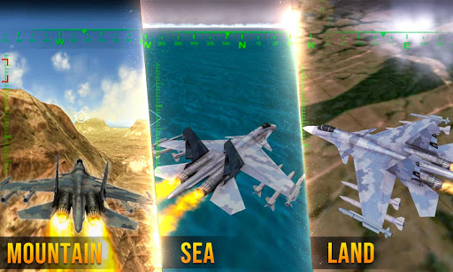 Fighter Jet Air Strike - New 2020, with VR 7.8.8 screenshots 6