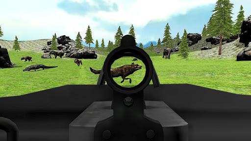 Animal Hunting - Frontier Safari Target Shooter 3D screenshots 3