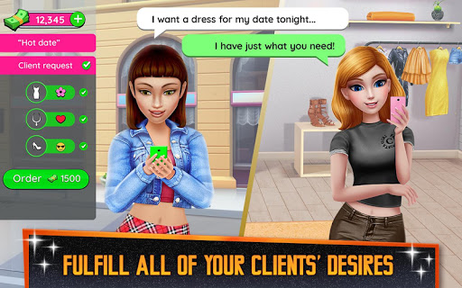 Super Stylist - Dress Up & Style Fashion Guru 1.8.06 screenshots 17