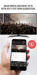 Tubio - Cast Web Videos to TV, Chromecast, Airplay 2.97 (Ad-Free Universal)