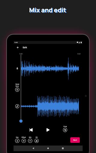 Voloco: Auto Voice Tune + Harmony 6.3.2 Screenshots 11