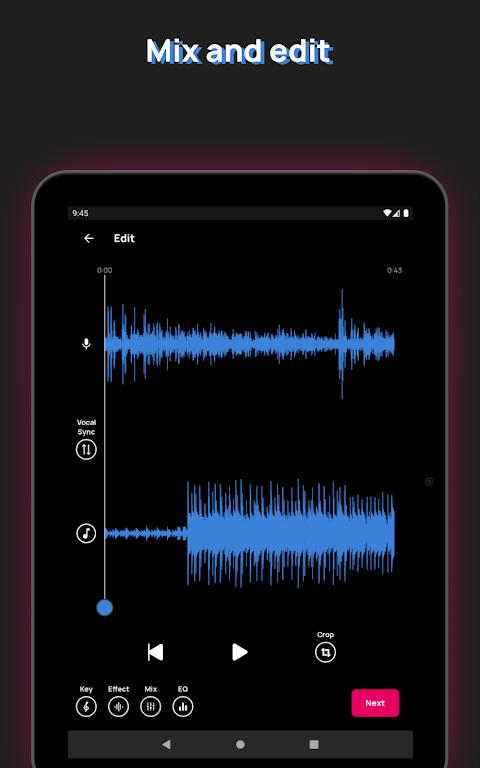 Voloco: Vocal Recording Studio, Beats, & Effects poster 11