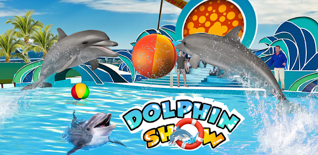 dolphin water stunts show hack