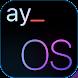 #Hex Plugin - ayOS Retina Dark for Samsung OneUI