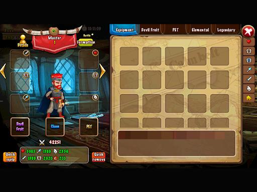 Haki: The Lost Treasure 2.0.0 screenshots 9