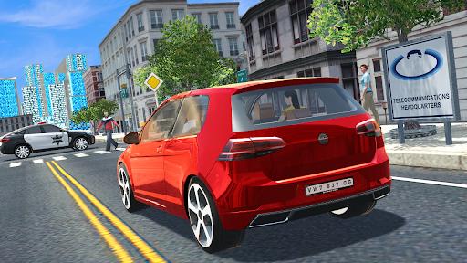 Car Simulator Golf 1.1.0 screenshots 2