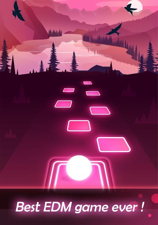 Tiles Hop: EDM Rush! poster 8