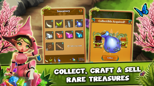 Match 3 Jungle Treasure u2013 Forgotten Jewels android2mod screenshots 4