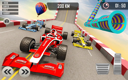 Formula Car Racing Adventure: New Car Games 2020  screenshots 11