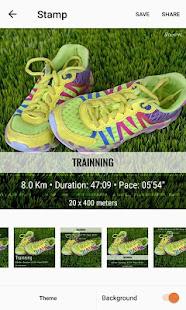 Stampyc photos of your runs