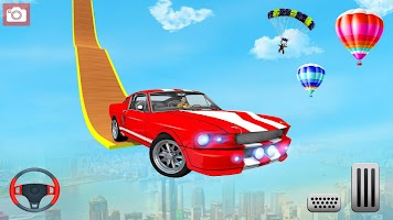 Mega Ramp Real Car Racing: Extreme Car Stunts