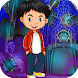 Best Escape Games 52 Handsome Boy Escape Game - Androidアプリ
