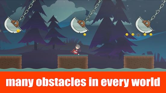 Dan's World: jeu d'aventure 2D