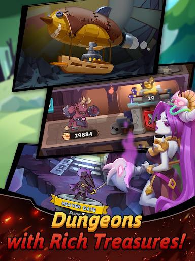 Hero Summoner - Free Idle Game  screenshots 12