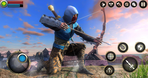 Ninja Assassin Samurai 2020: Creed Fighting Games 2.0 screenshots 11