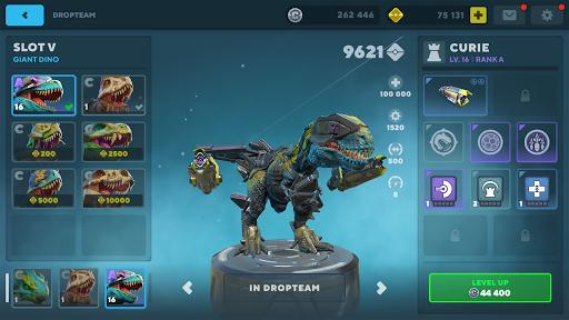 Dino Squad : jeu de tir à la troisième personne screenshots apk mod 5