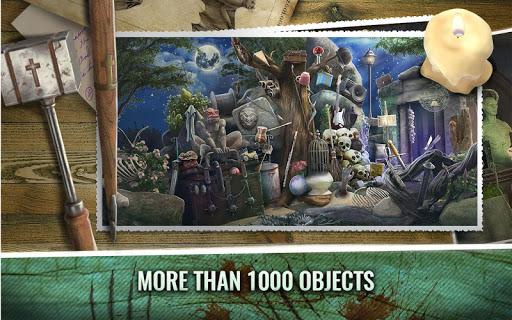 Vampire Hidden Object Games u2013 Sacred Relic Hunt screenshots 8