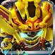 Ninja Fruit: Superhero Fighting - Future War - Androidアプリ