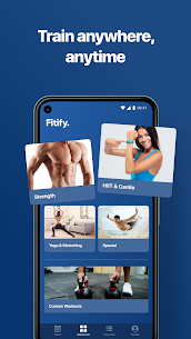 Fitify: Workout Routines & Training Plans (MOD APK, Pro) v1.14.7 3