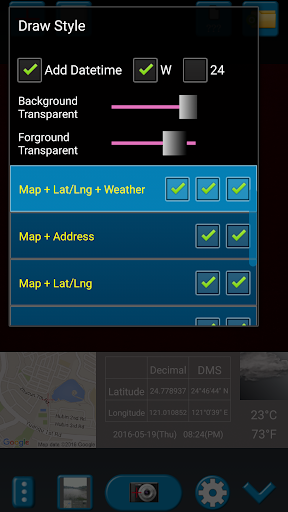 GPS Map Camera  Screenshots 6