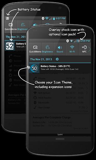 GSam Battery Monitor Pro  screenshots 5