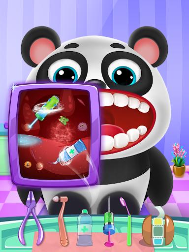 Little Unicorn Pet Doctor Dentist 6 screenshots 3