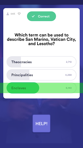 HQ Trivia Helper 1.5.0 Screenshots 3