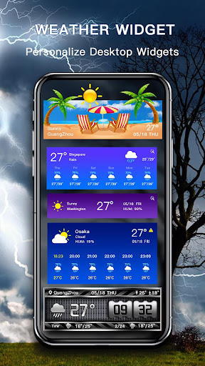 Weather - The Most Accurate Weather App 1.1.8 Screenshots 8