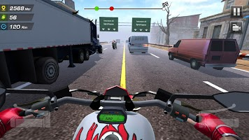 Highway Moto Rider 2 - Traffic Race