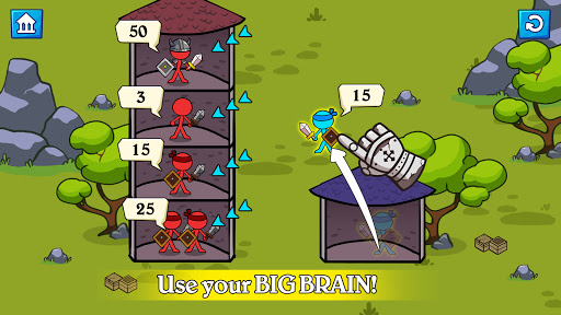 Stick Clash 1.0.13 screenshots 3