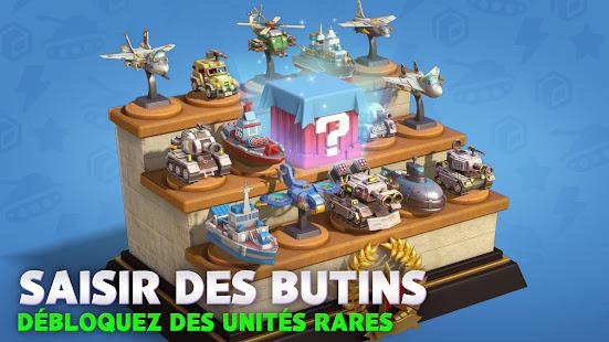 Top War: Jeu de bataille screenshots apk mod 3