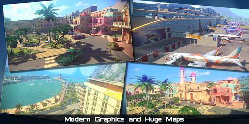 Death Dealers: 3D online sniper game  screenshots 7