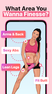 Female Fitness At Home Workout