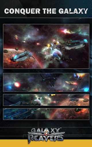 Galaxy Reavers - Starships RTS apkmr screenshots 9