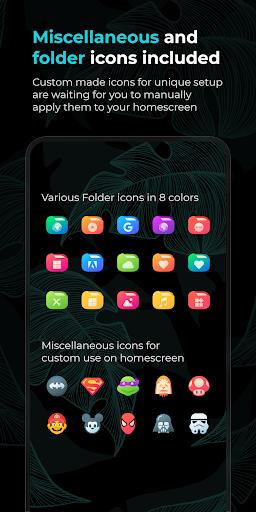 Vera Icon Pack: shapeless icon