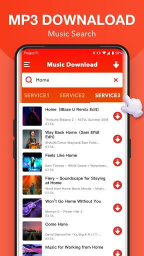 Free MP3 Sounds - Download Music MP3 apktram screenshots 5