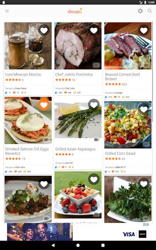 Allrecipes Dinner Spinner  Screenshots 8