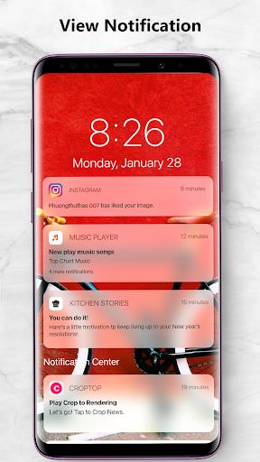 iCenter iOS14 - Control Center & iNoty iOS14  Screenshots 7