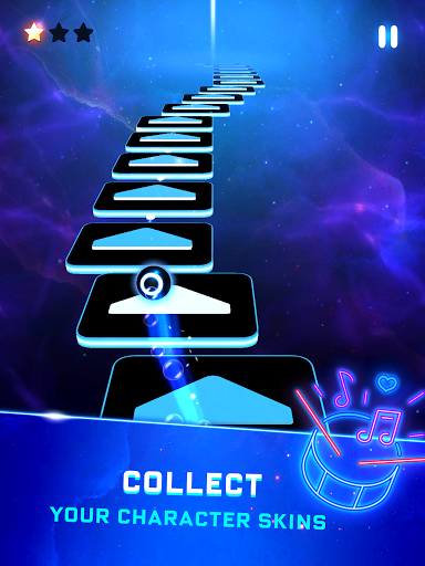 Jump Ball: Tiles and Beats 1.3.3 screenshots 24