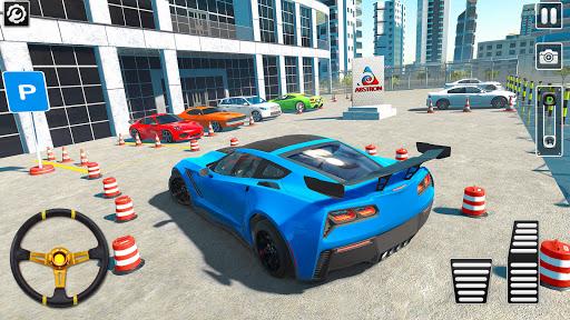 Car Parking eLegend: Parking Car Driving Games 3D 1.4.2 screenshots 1