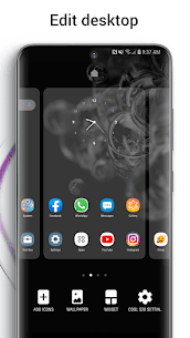 Cool S20 Launcher for Galaxy S20 One (Mod/Premium Unlocked) 7