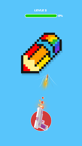 Shooting the Pixel - Guns & Bricks screenshots 4